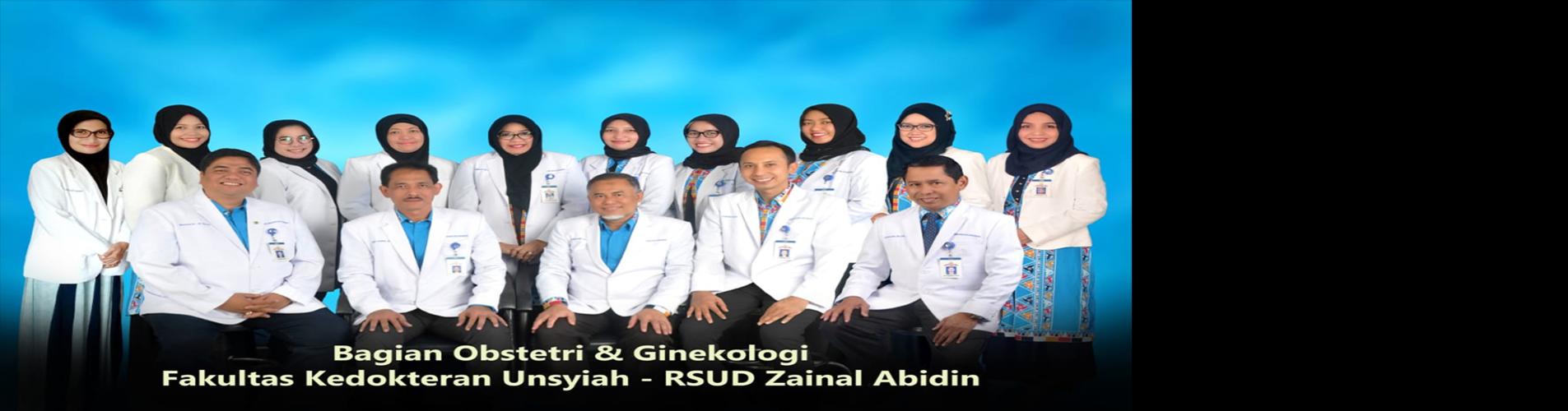 Fakultas Kedokteran Unsyiah - RSUD Zainal Abidin
